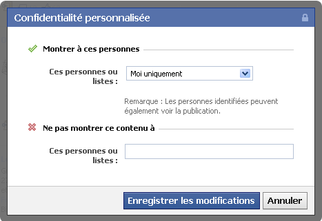 Facebook-confidentialité